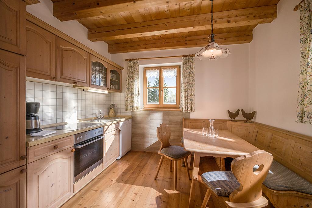 """Blick in die Küche der Ferienwohnung"""" Im Zuhaus"""""""