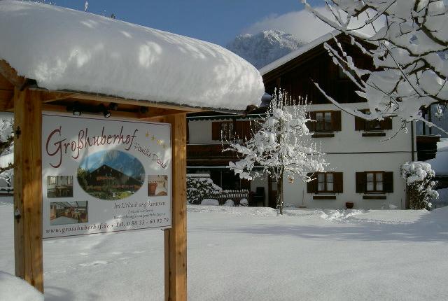 Wintersport Unterkunft im Skigebiet Kaisergebirge