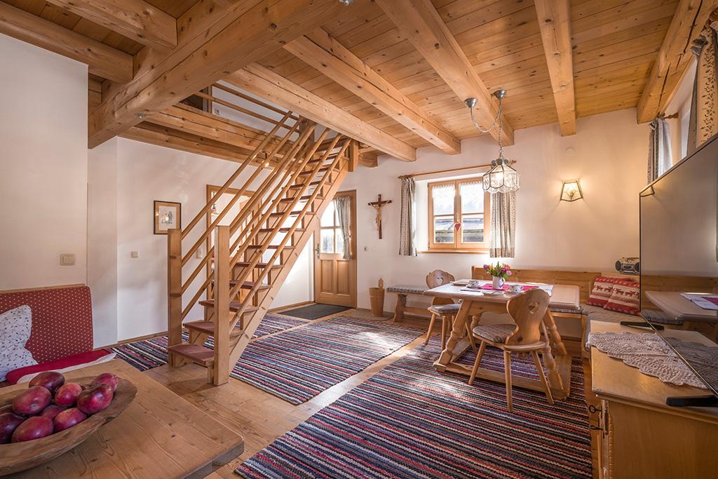 Große Ferienwohnung für 7 Personen in Kiefersfelden am Großhuberhof